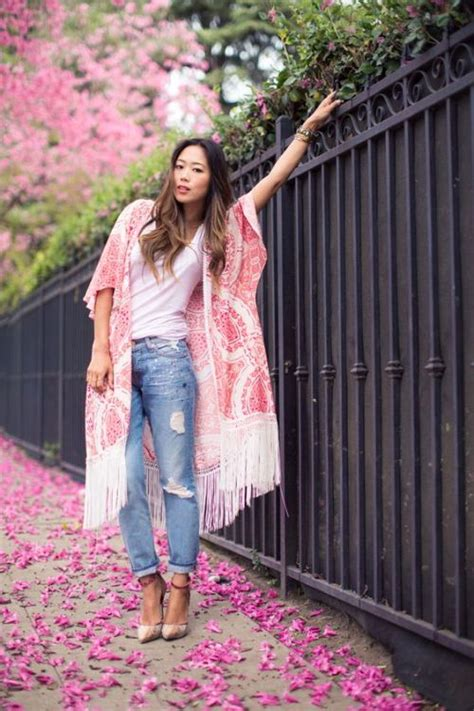 style  kimono cardigan  trendy girls