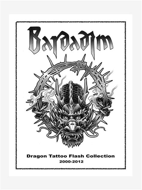 Dragon by George Bardadim | Tattoo Life eBooks