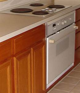 Replacing Countertop Stove And Built In Oven