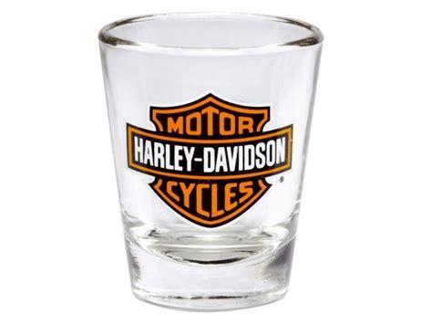 Bar-and-shield-logo-shot-glass