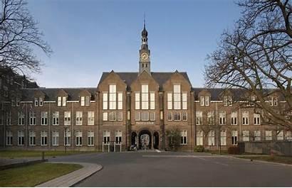 Leiden University Poortgebouw Application