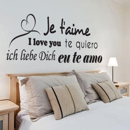 stickers muraux pour chambre adulte 17 meilleures idées à propos de stickers chambre adulte