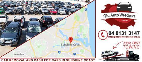 Free Car Removals For Cash Sunshine Coast