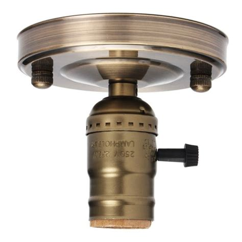 e26 e27 vintage retro pendant bulbs l light holder base