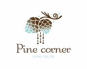 Pine cone Corner Designed by dalia | BrandCrowd