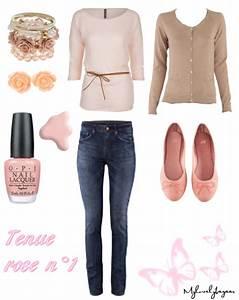 Tenue A La Mode : article mode tenues de rentr e dans les tons roses my ~ Melissatoandfro.com Idées de Décoration