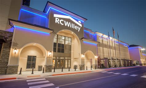 okland construction rc willey store university mall