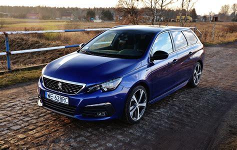Peugeot Pl by Peugeot 308 Sw Gt Szybko I Praktycznie Namasce