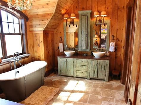 Small Rustic Bathroom Ideas Awesome — Joanne Russo