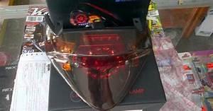 Palex Motor Parts  Tail Lamp Led Yamaha Lc135    Spark 135