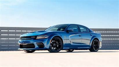 Hellcat Charger Dodge Srt Widebody Muscle 4k