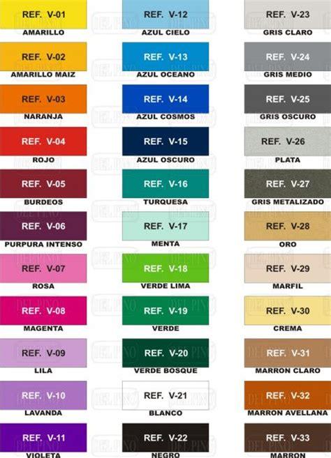 colores vinilo del pino desde   su servicio