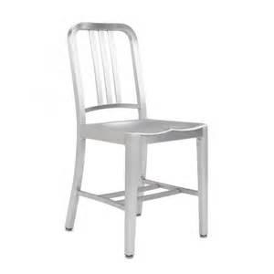emeco us navy chair aluminum furniture