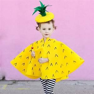Kostüm Selber Basteln : basteln mit kindern ananas kost m himbeer magazin ~ Lizthompson.info Haus und Dekorationen