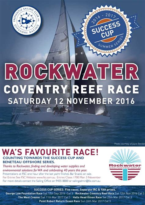 rockwater coventry reef race
