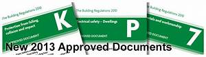 building regulations 2013 changes to approved documents With approved documents building control