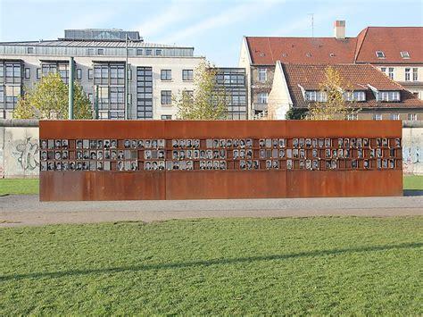 berlin wall memorial in berlin germany sygic travel