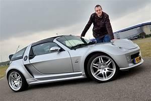 Roadster Smart : op de rollenbank smart roadster brabus youtube ~ Gottalentnigeria.com Avis de Voitures