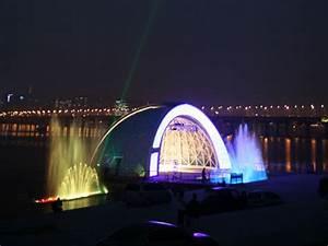 kyungam architects: floating stage