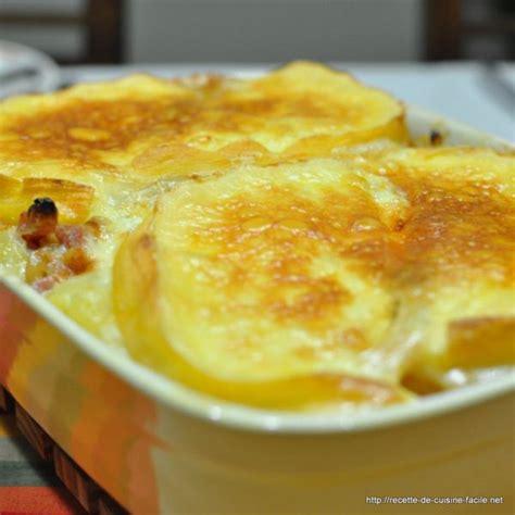 de cuisine facile recette tartiflette etape 27 recette facile