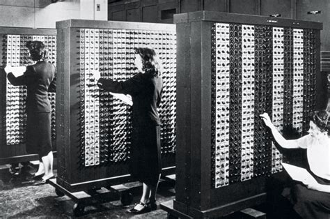 Walter Isaacson On The Women Of Eniac