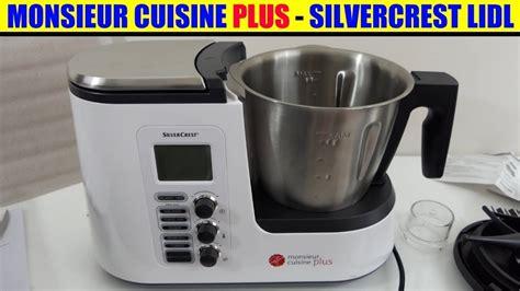 cuisine lidl monsieur cuisine plus lidl silvercrest da cucina