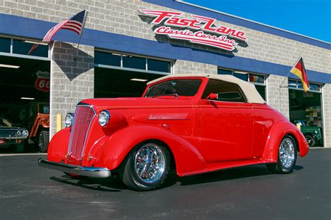 Chevrolet Rods by 1937 Chevrolet Rod Fast Classic Cars