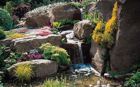 landscape rock gardens