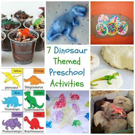 7 dinosaur themed preschool activities lesson plans 770 | dinosaur