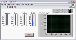 Take Your Second Measurement  Build An Audio Equalizer Using Ni Mydaq And Labview