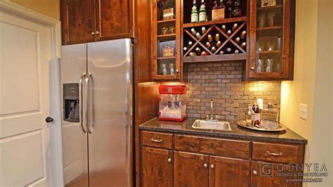 Basement Bar Fridge by Basement Bar Ideas For Your Home