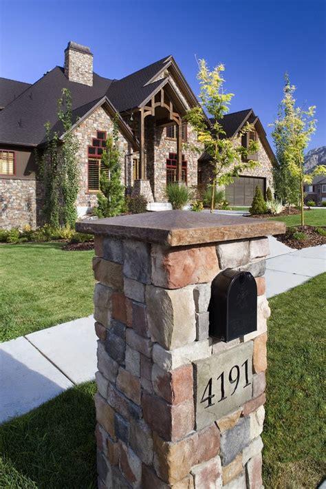brick mailbox mailboxes hearth and home distributors of utah llc