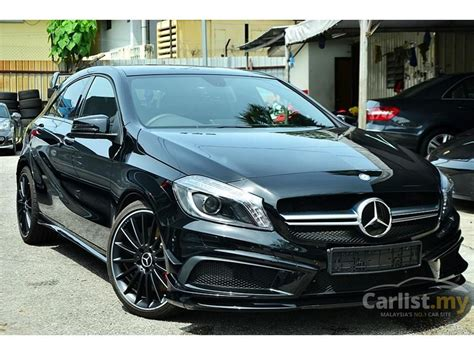 Today, amg continues to create victory on the track. Mercedes-Benz A45 AMG 2013 4MATIC 2.0 in Kuala Lumpur Automatic Hatchback Black for RM 338,000 ...