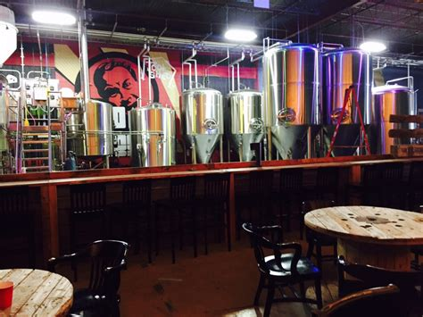Tool Shed Brewery by Calgary By Dinner With Julie