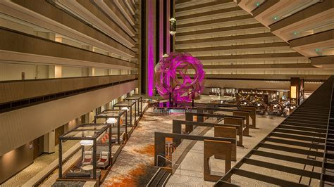 hyatt regency san francisco completes renovation travel
