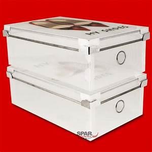 Kunststoffbox Mit Deckel : neu aufbewahrungsbox mit deckel schuhbox stapelbar stapelbox kunststoffbox box ebay ~ Udekor.club Haus und Dekorationen