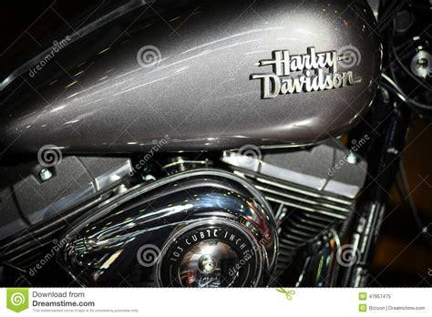 Harley Davidson Editorial Image