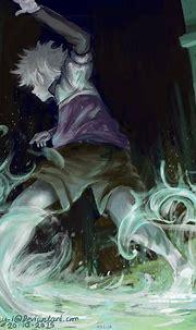 Killua by Kuzay-i on DeviantArt   Hunter x hunter, Hunter ...