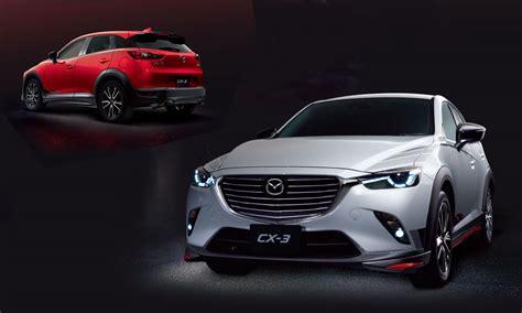 Mazda Cx3 Modification by Mazdaspeed Japan Mazda Jdm Modification Performance