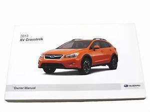 Sell 2013 Subaru Crosstrek Owner U0026 39 S Instruction Manual