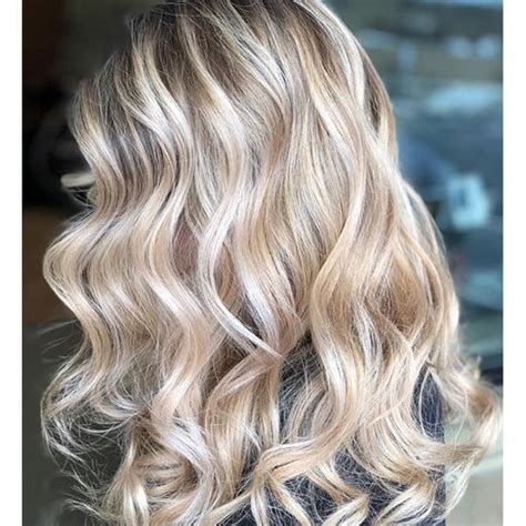 champagne hair color  dying  southern living
