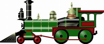 Train Clip Clipart Timetable Steam Engine Vector