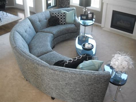 Oval Loveseat by Oval Sofa Oval Sofa Home And Textiles Thesofa