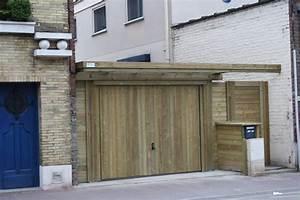 Porte De Garage Bois : les abris de jardin th leman ~ Melissatoandfro.com Idées de Décoration