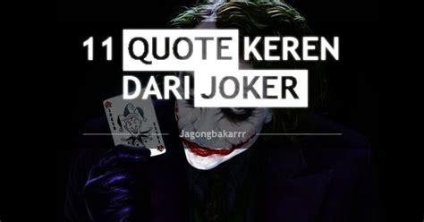 gambar joker keren abis gambar joker