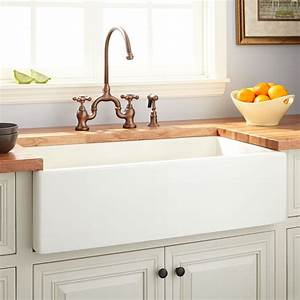 35 unique 36 inch white farmhouse sink With 36 inch fireclay farmhouse sink