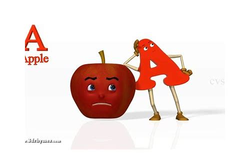 A for apple rhymes free download :: tirophole