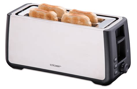 Cloer Toaster by Cloer Toaster King Size