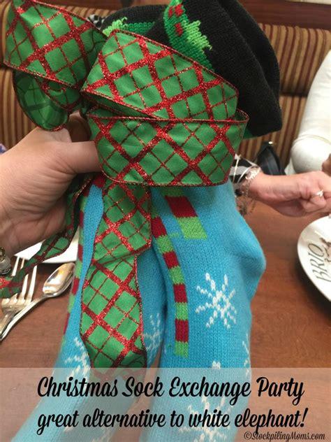 sock gift exchange sock exchange