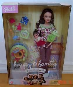 Barbie Happy Family Doll Set